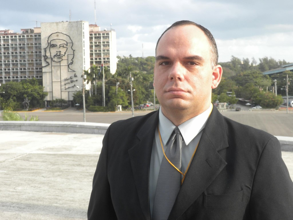 Rodrigo Craveiro em Havana (Cuba)