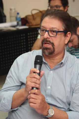 Florestan Fernandes Jr. - Diretor da TV Brasil em São Paulo