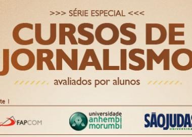 Cursos de Jornalismo - parte 1