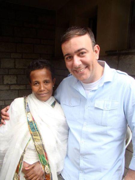 Foto tirada durante a visita do repórter ao Kwait. Foto: Arquivo Pessoal.