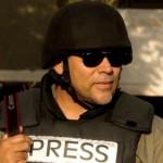 Joel Silva ensina técnicas de fotografia em zonas de conflito