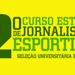 Abertas as inscrições para o 2º Curso Estado de Jornalismo Esportivo