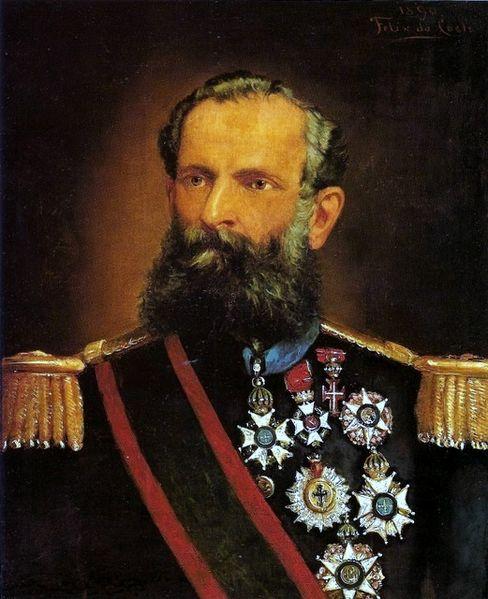 Retrato de Marechal Deodoro. Foto: Wikimedia Commons.