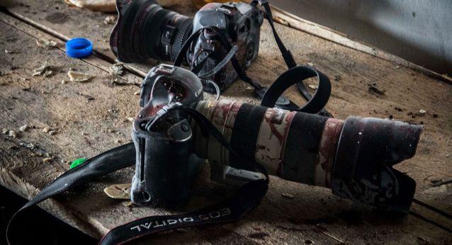 Fotojornalismo de guerra