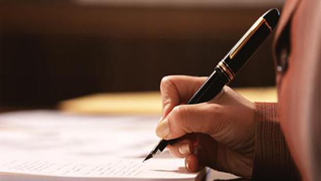 Cây bút viết của chàng trai thuế vụ