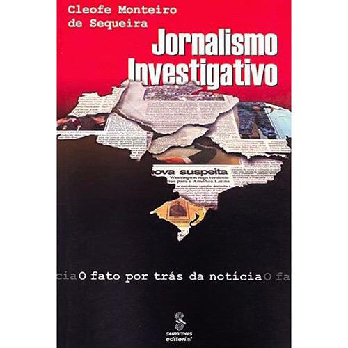 Jornalismo Investigativo - O Fato por Trás da Notícia