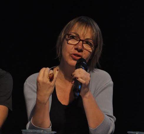 Beth Néspoli mencionou alguns dos principais obstáculos para a prática do jornalismo cultural. Foto: Giulia Granchi