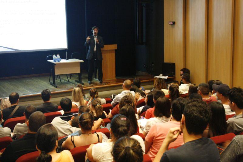 Fábio Pereira é professor do programa de pós-graduação em comunicação da Universidade de Brasília (UnB). Foto: Emílio Coutinho