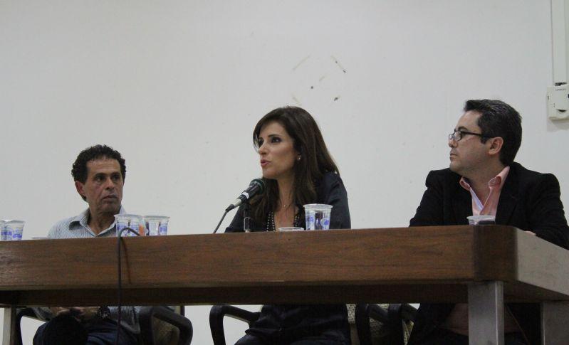Desde os oito anos Monalisa Perrone já manifestava o desejo de se tornar uma repórter. Foto: Emílio Coutinho