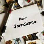 Carta ao jornalismo
