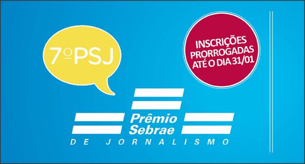 Premio sebrae de jornalismo
