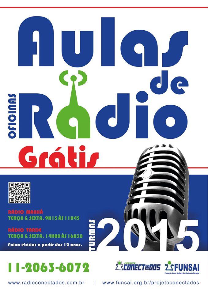 Aulas de rádio