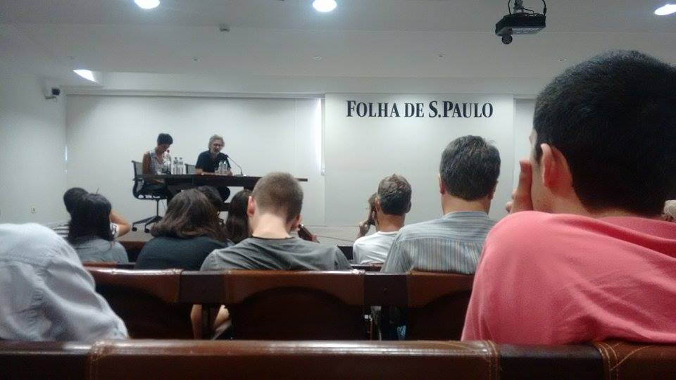 Debate Folha