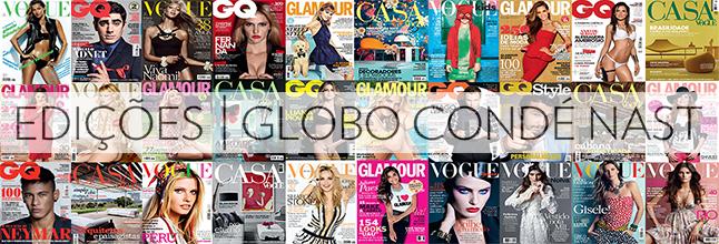 edições Globo Condé Nast