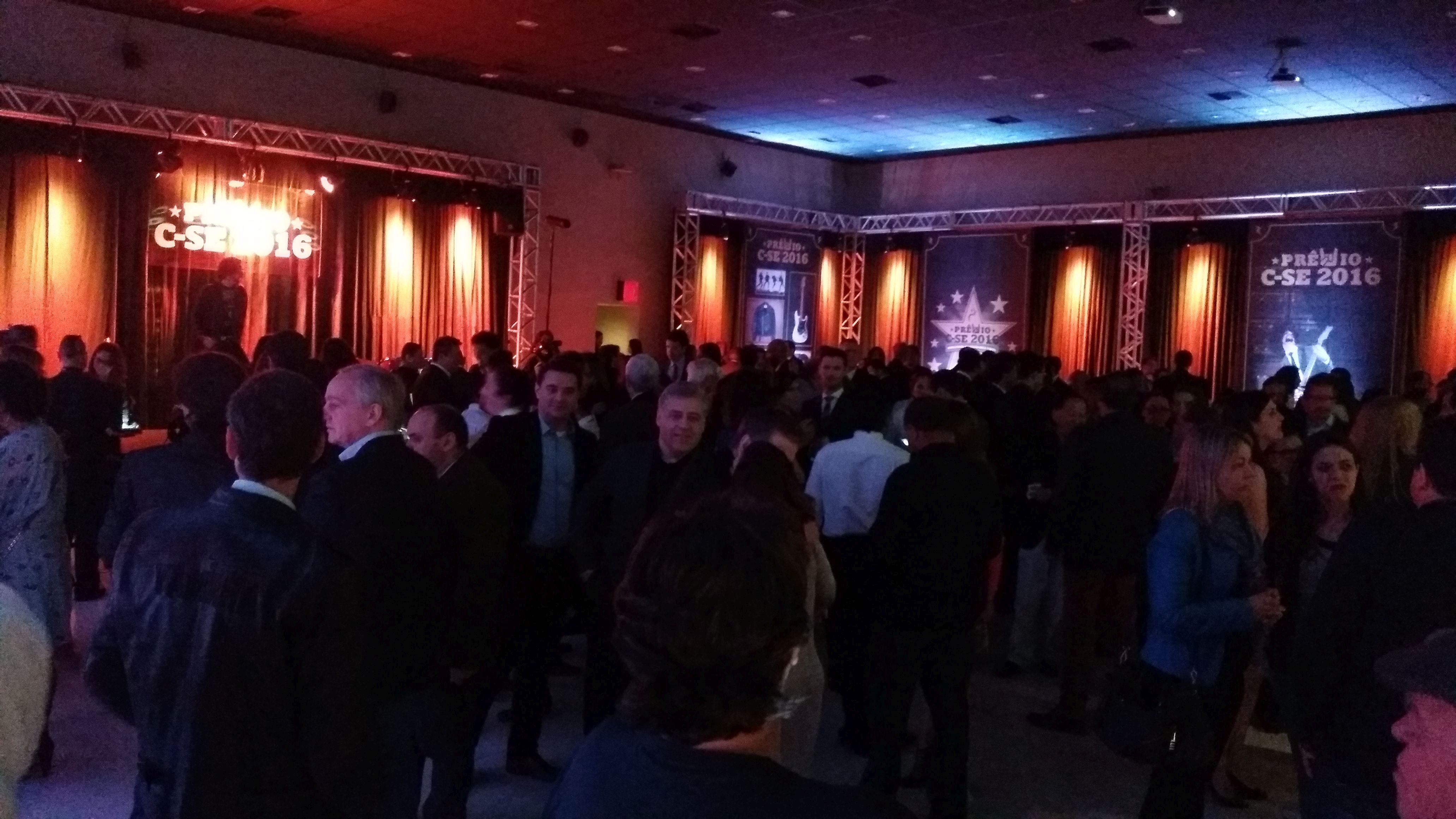 Cerca de 600 convidados participaram do evento. Foto: Emílio Coutinho