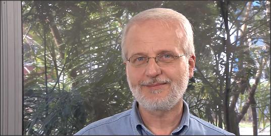 Professor Mestre Jorge Roberto Tarquini.
