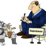 O que é um Ombudsman?