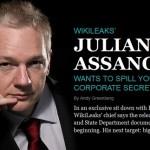 Julian Assange, o fundador do Wikileaks