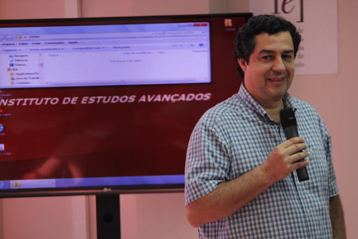 Pedro Ortiz coordenador do Módulo Amazônia
