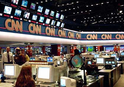 Newsroom da CNN