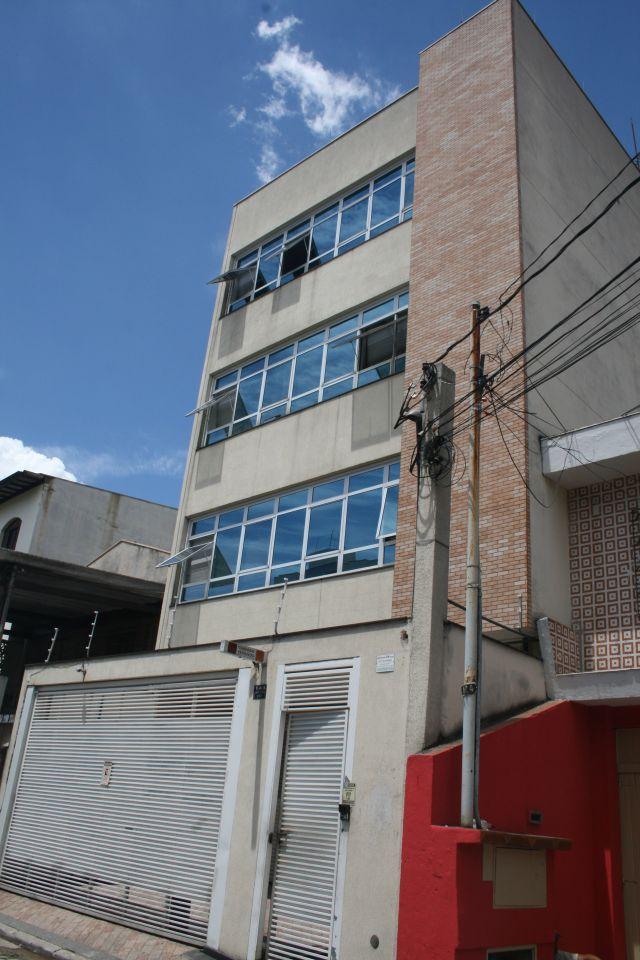 Fachada do prédio onde os jornais Metrô News e Folha Metropolitana são produzidos.