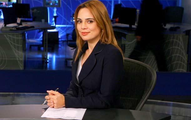 Rachel Sheherazade. Foto: Divulgação.