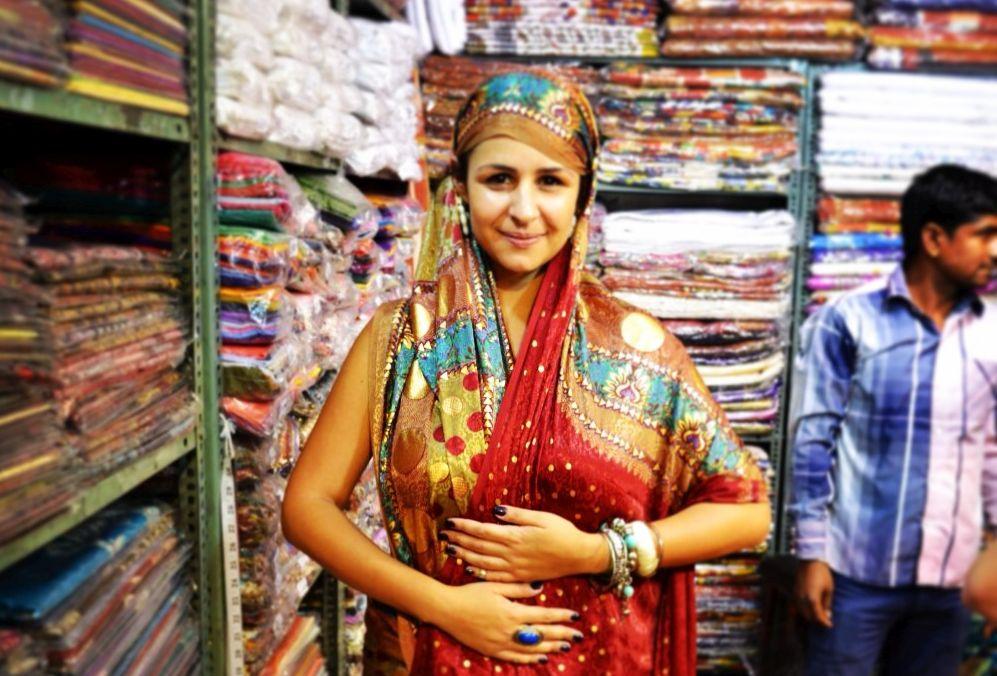 Maruska sari-indiano2