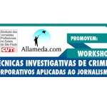 Sindicato dos Jornalistas de SP oferece workshop gratuito para estudantes e jornalistas