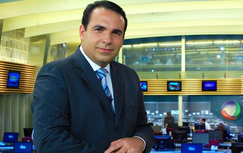 Reinaldo Gottino. Foto: Divulgação/TV Record