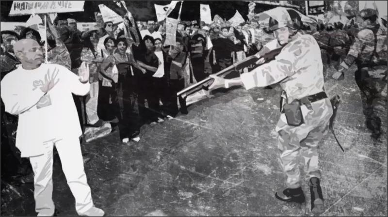 São Paulo é a cidade mais violenta para os jornalistas e repórteres que cobrem manifestações. (Foto: Reprodução)