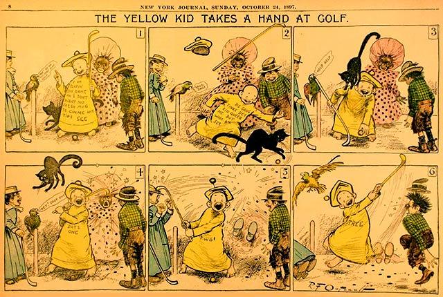 O Yellow Kid