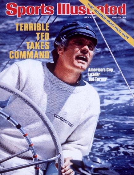 Ted Turner sports ilustred