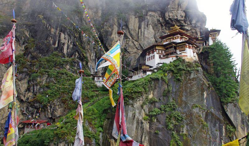 Paro, Butão. Foto: Pixabay