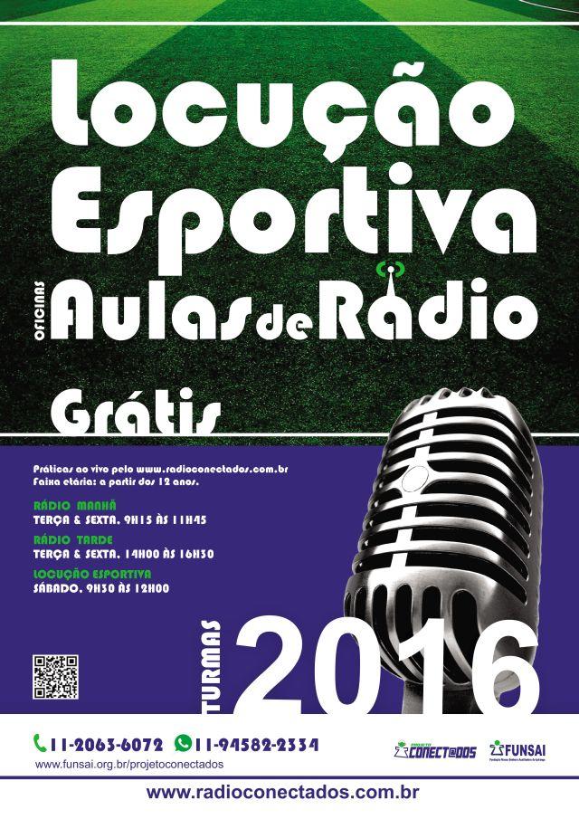 Aulas de Rádio gratuitas