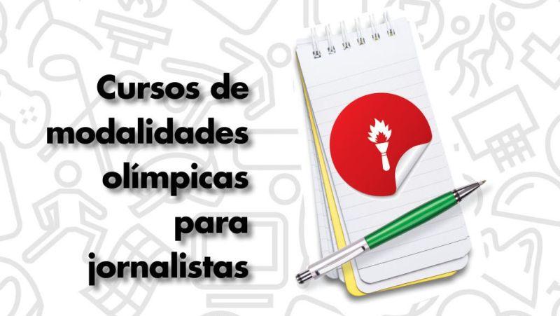 Curso de modalidades olímpicas para jornalistas