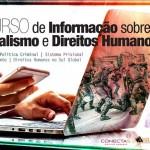 Inscrições abertas para curso gratuito de Jornalismo e Direitos Humanos
