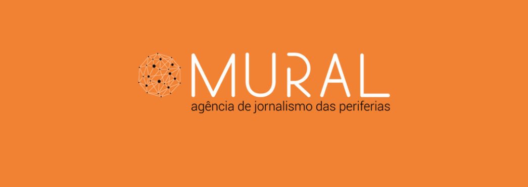 Mural agência de jornalismo das periferias