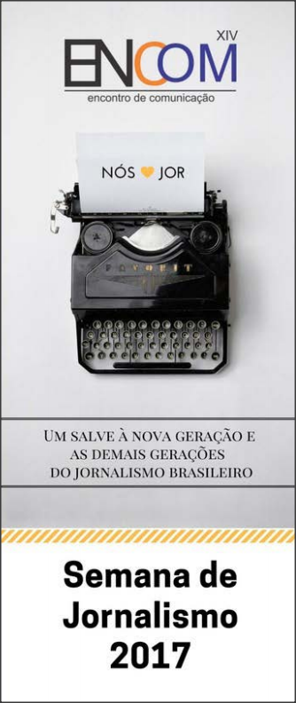 Universidade Cruzeiro do Sul promove Semana de Jornalismo 2017 2