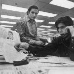 Jornalismo, iluminar a história